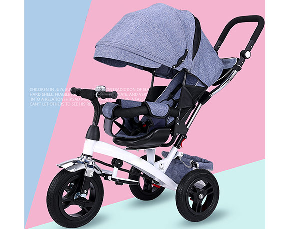 Baby Tricycle With Umbrella