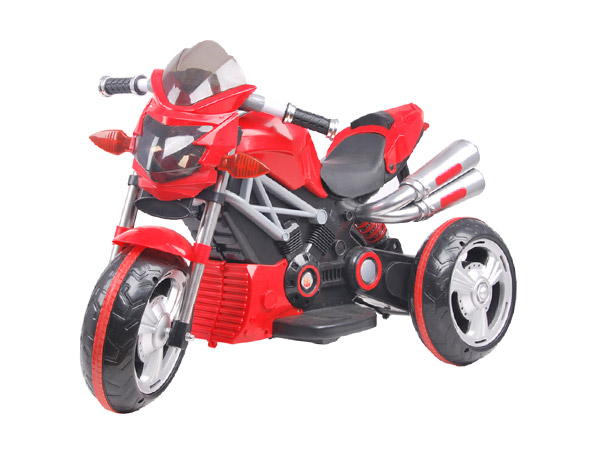 Rechargeable Battery Children Motorcycle