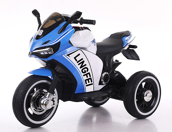 Multi Color Electric Motorcycle For Kids
