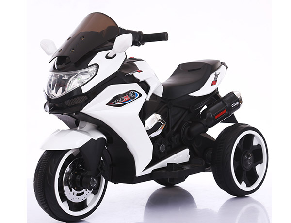 PP Plastic Electric Motorbike For Kids