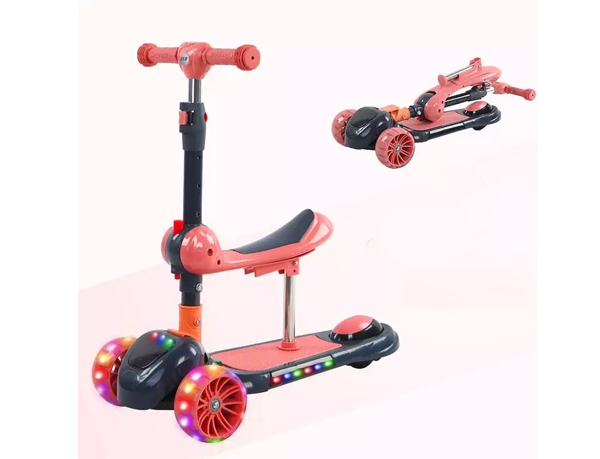 Foldable Children Kick Scooter H9B